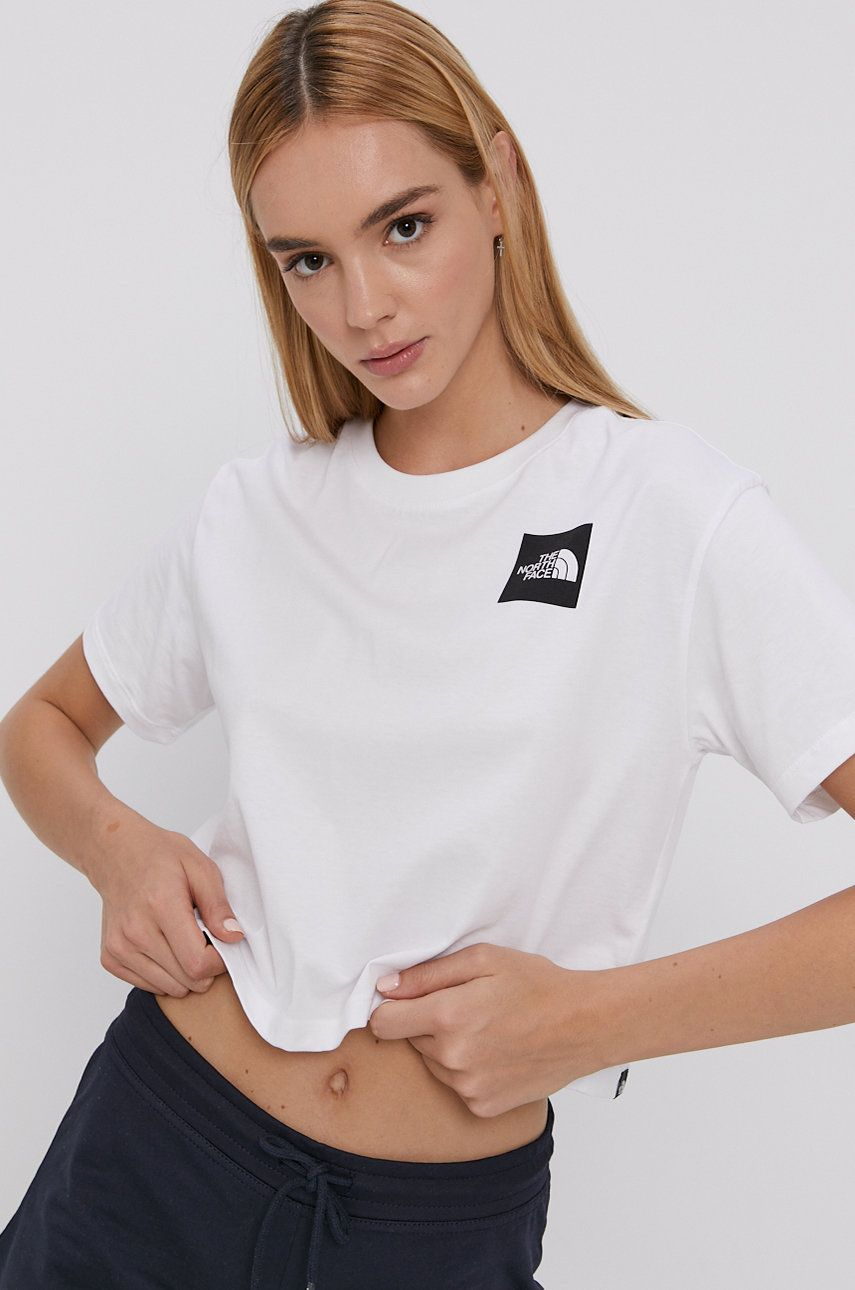 The North Face - Tricou din bumbac