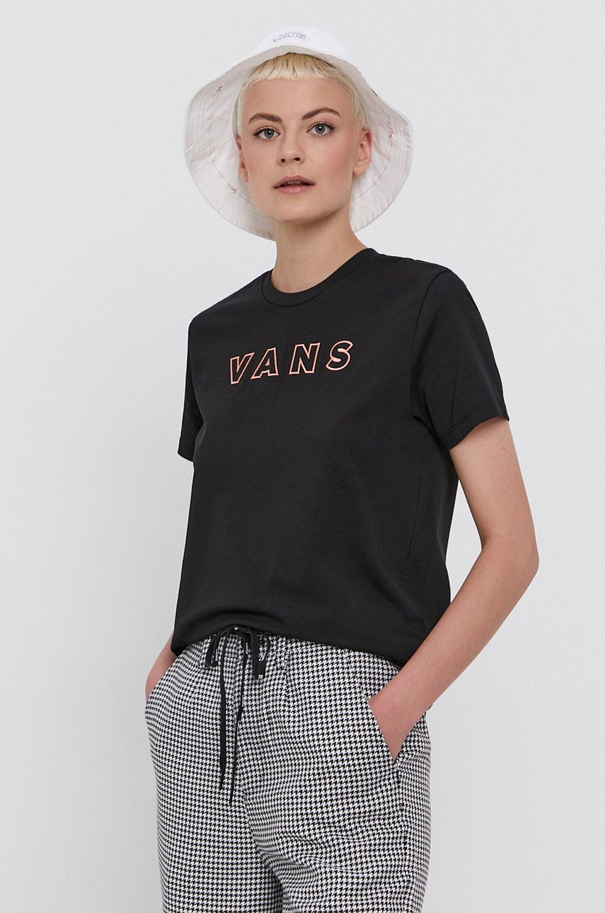 Vans - Tricou din bumbac