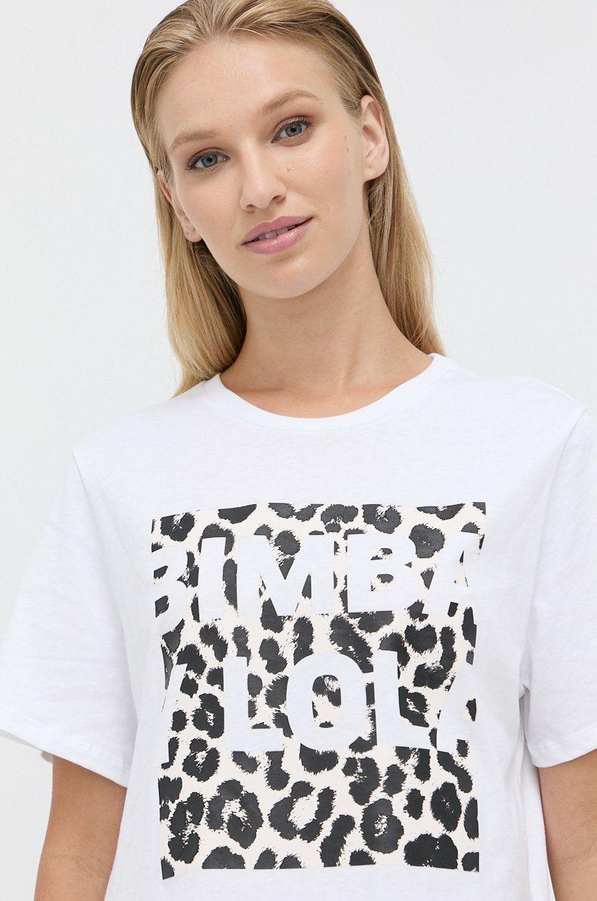 BIMBA Y LOLA - Tricou din bumbac