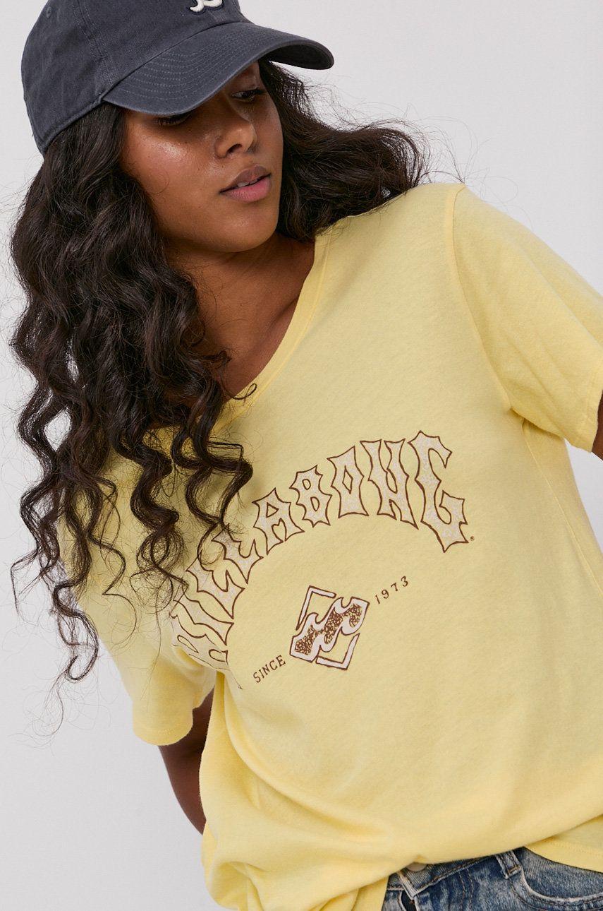 Billabong - Tricou din bumbac
