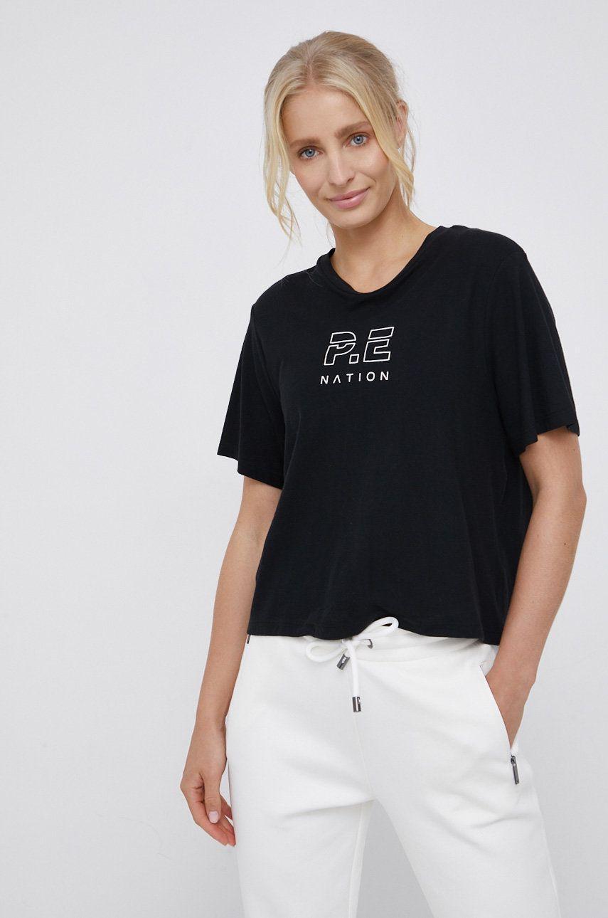 P.E Nation - Tricou din bumbac
