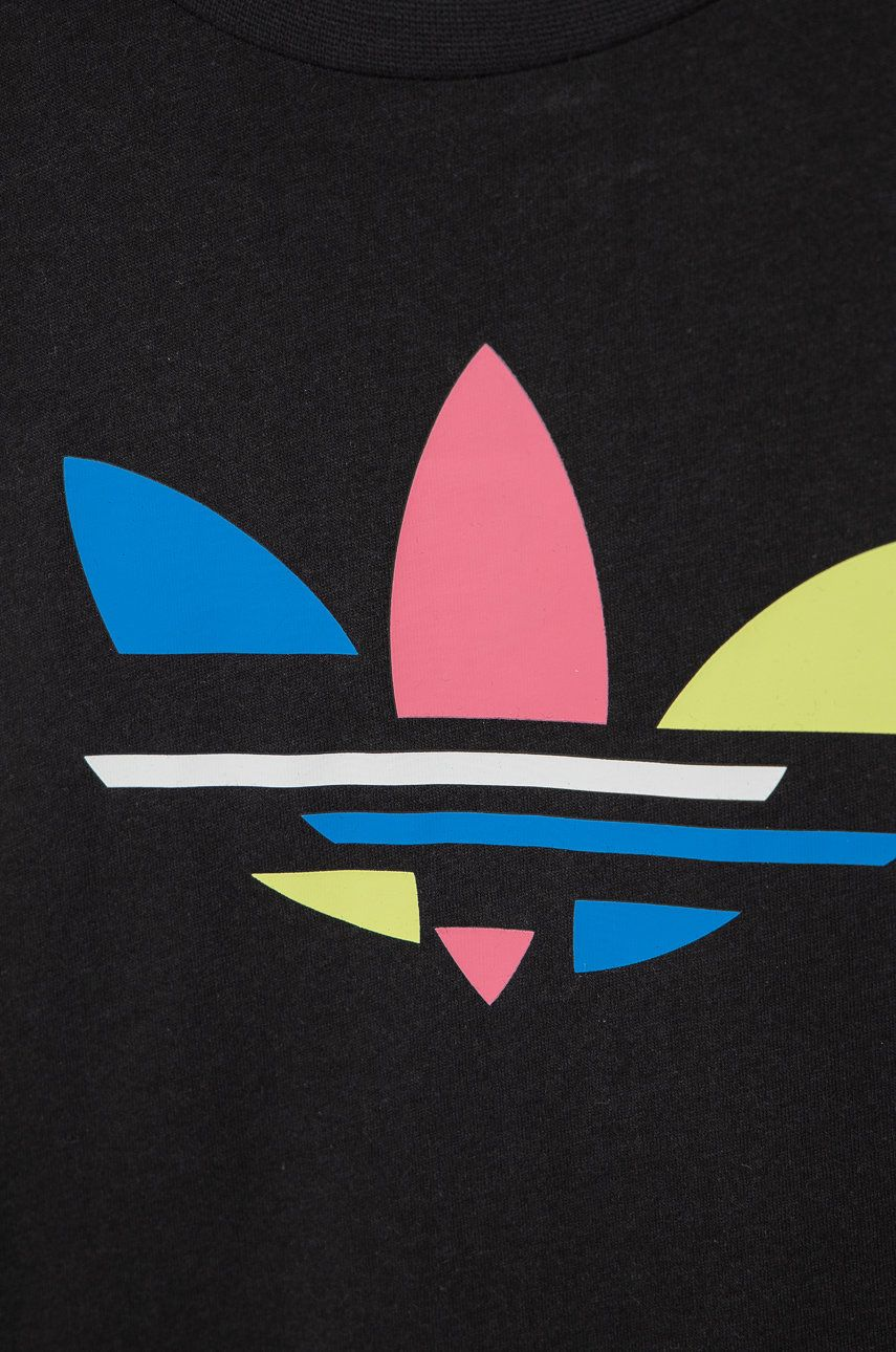 adidas Originals - T-shirt bawełniany dziecięcy