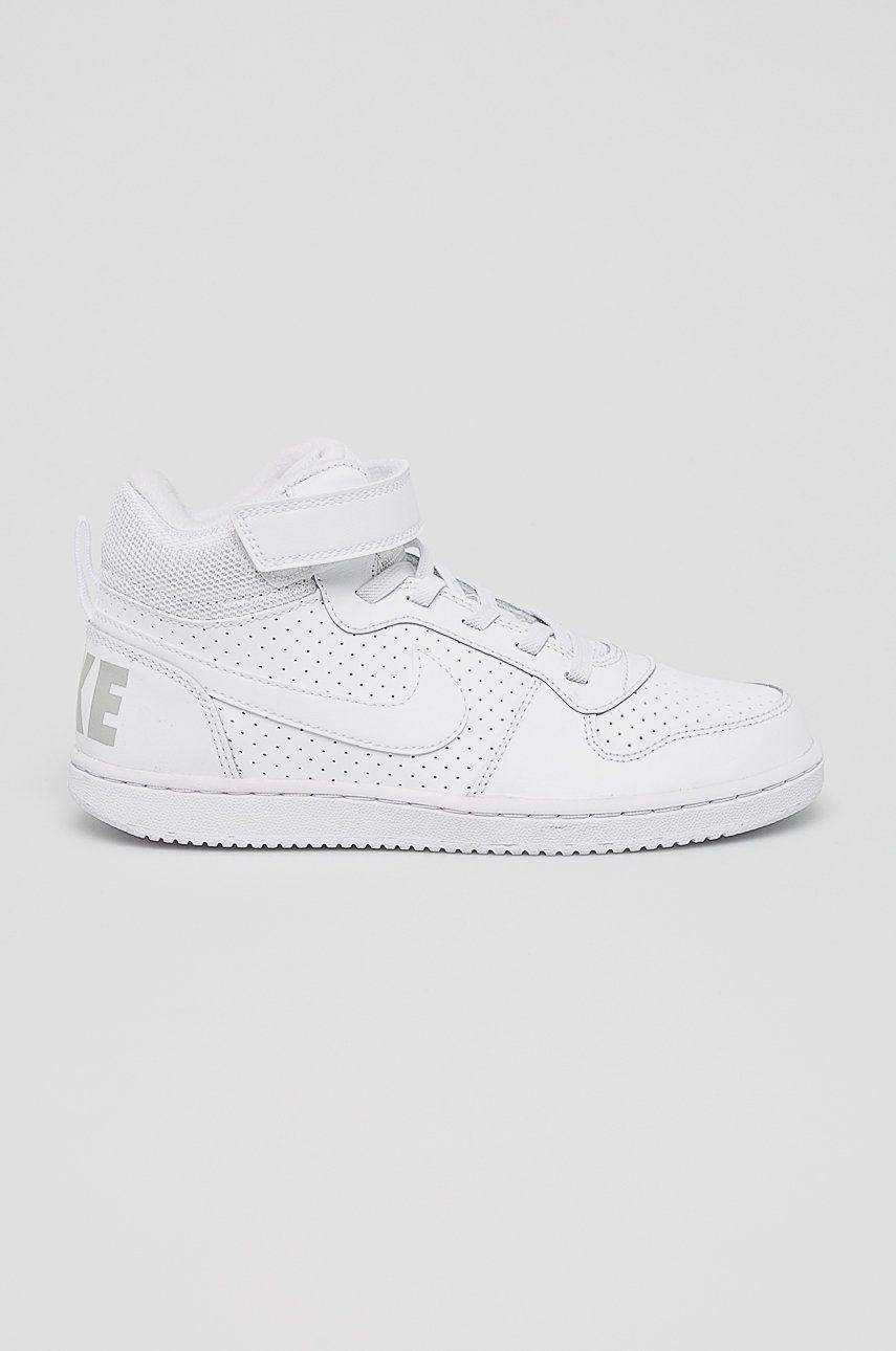 Nike - Detské topánky Court Borough Mid