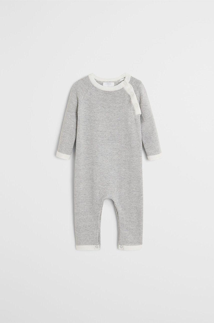 Mango Kids - Costum bebe Lolo 62-74 cm