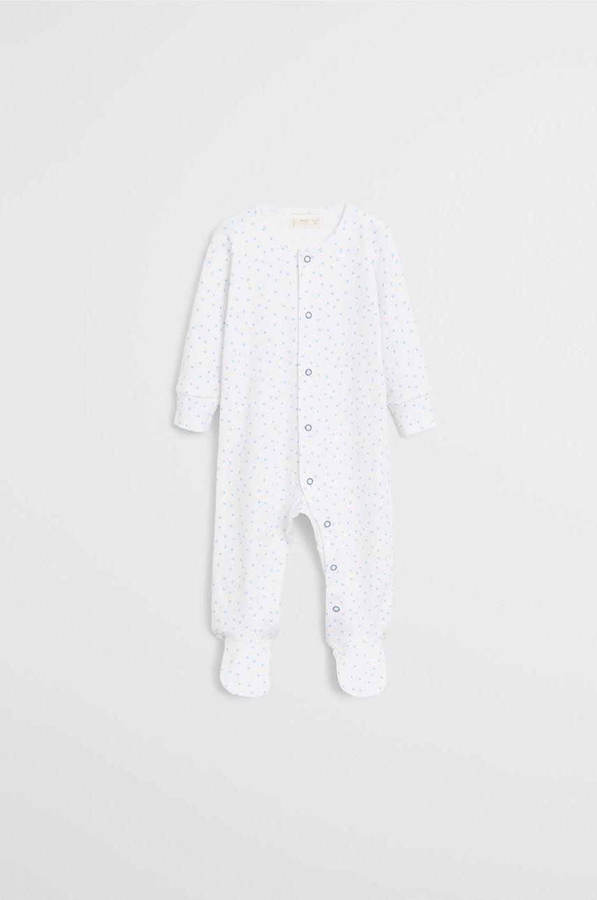 Mango Kids - Costum bebe Tiny 62-92 cm