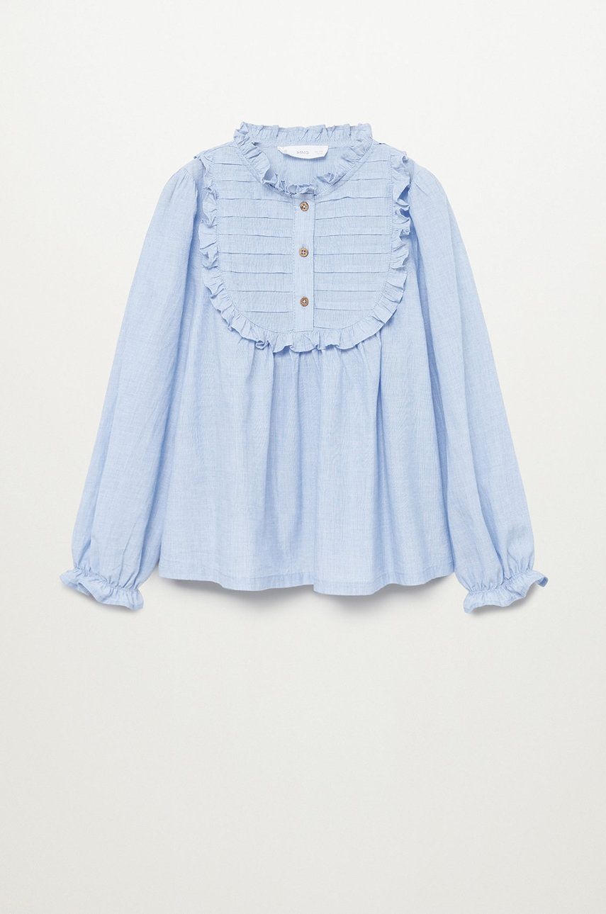 Mango Kids - Bluza copii LAIET imagine