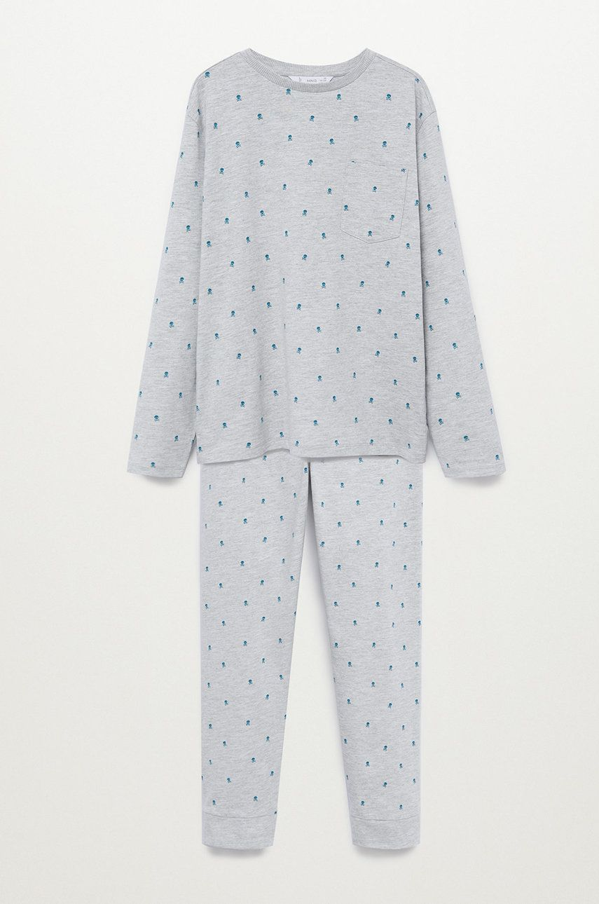 Mango Kids - Pijama copii JACK imagine