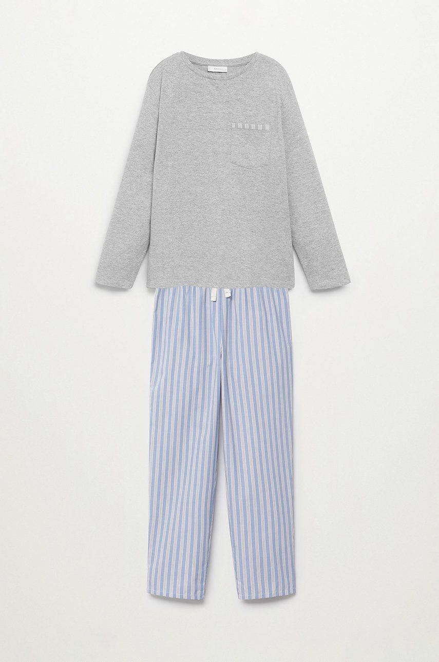 Mango Kids - Pijama copii BRAULIO imagine answear.ro 2021