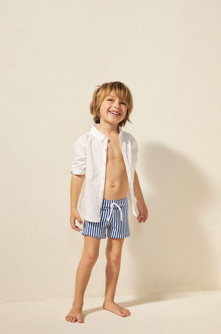 Mango Kids - Costum de baie copii Nautico 86-104 cm answear.ro