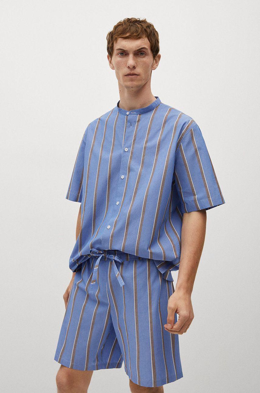 Mango Man - Pantaloni scurti de pijama AEGEAN-I