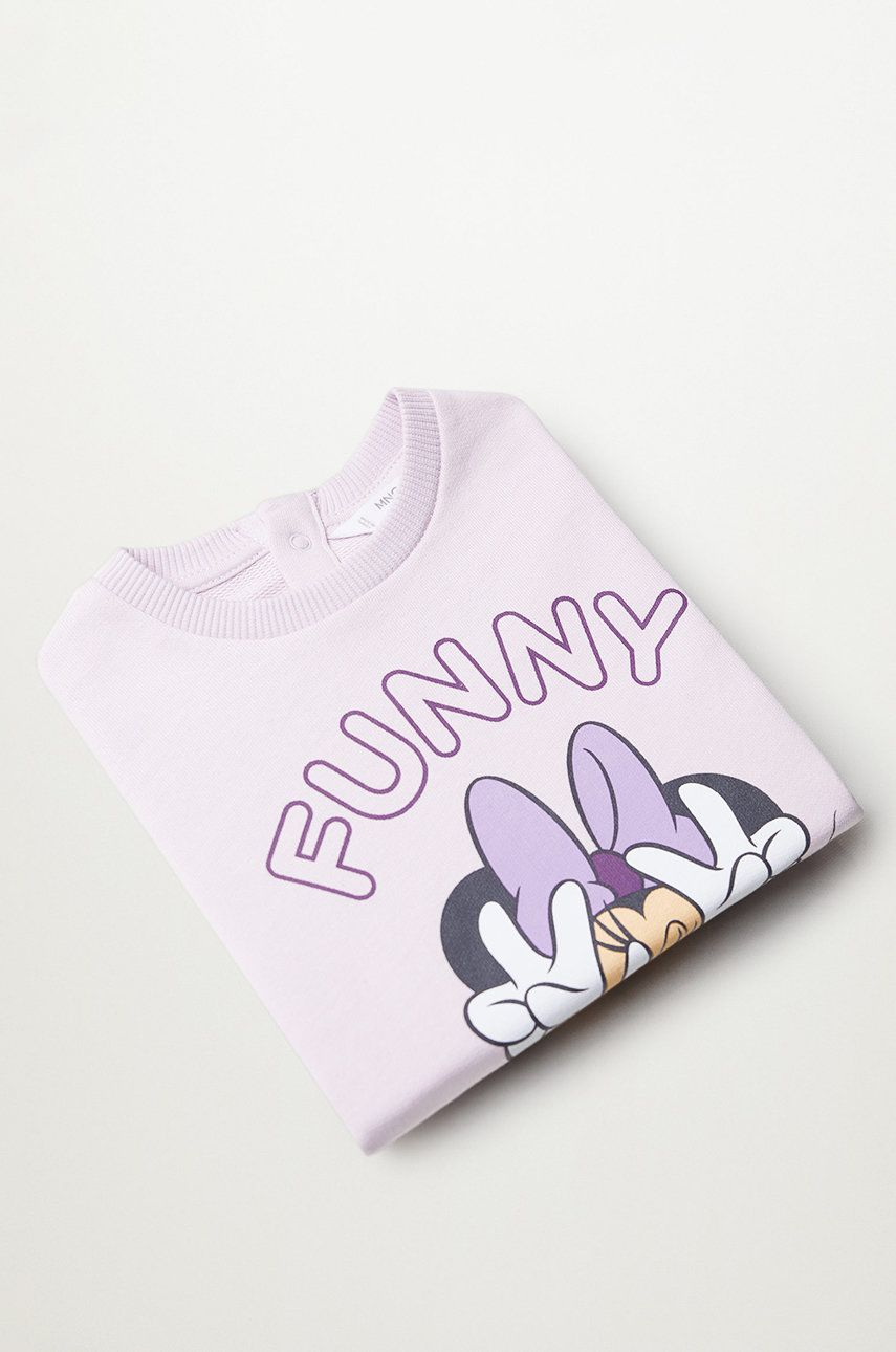 Mango Kids - Bluza copii FUNNY answear.ro