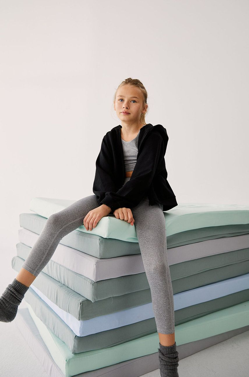 Mango Kids - Leggins copii CYRUS imagine answear.ro 2021