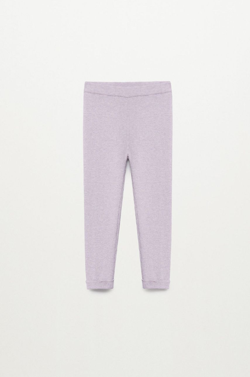 Mango Kids - Leggins copii PANPAN8 imagine answear.ro 2021