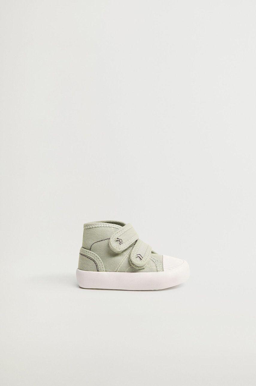 Mango Kids - Pantofi copii PARKER imagine