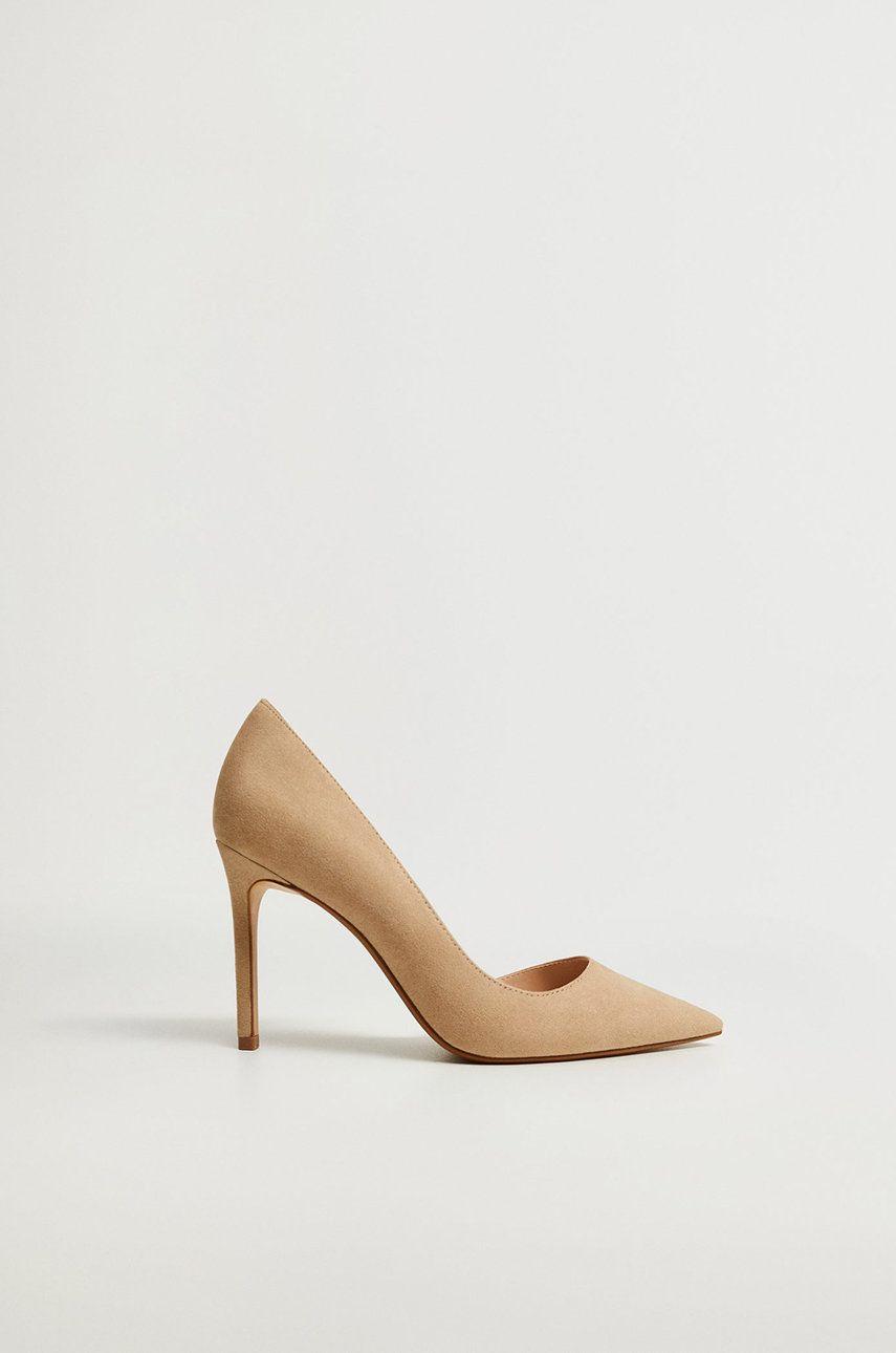 Mango - Pantofi cu toc AUDREY answear.ro