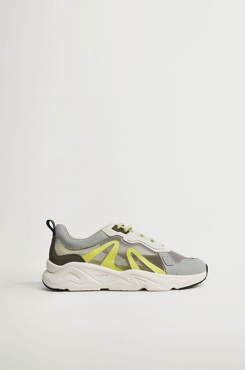 Mango - Pantofi IOLA