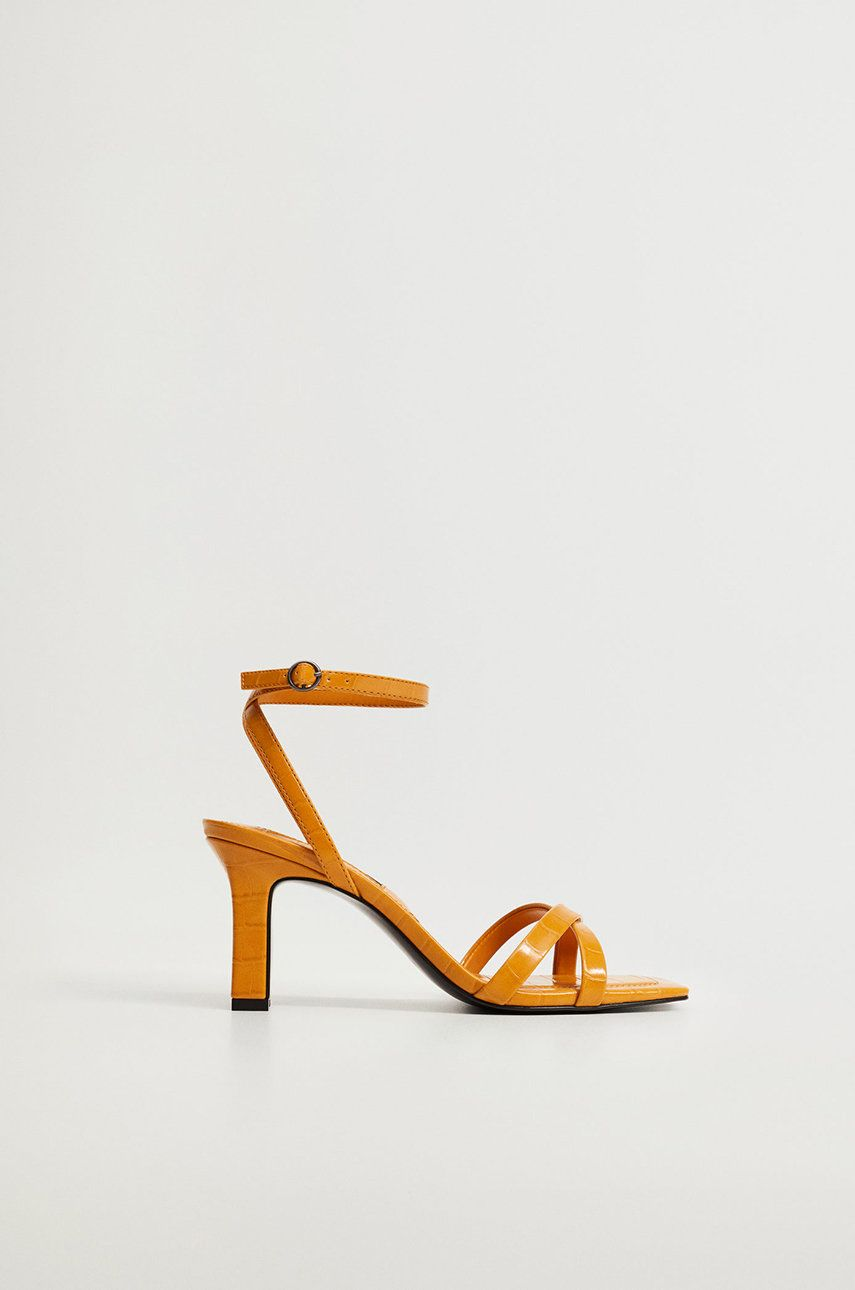 Mango - Sandale OMG1 imagine answear.ro 2021