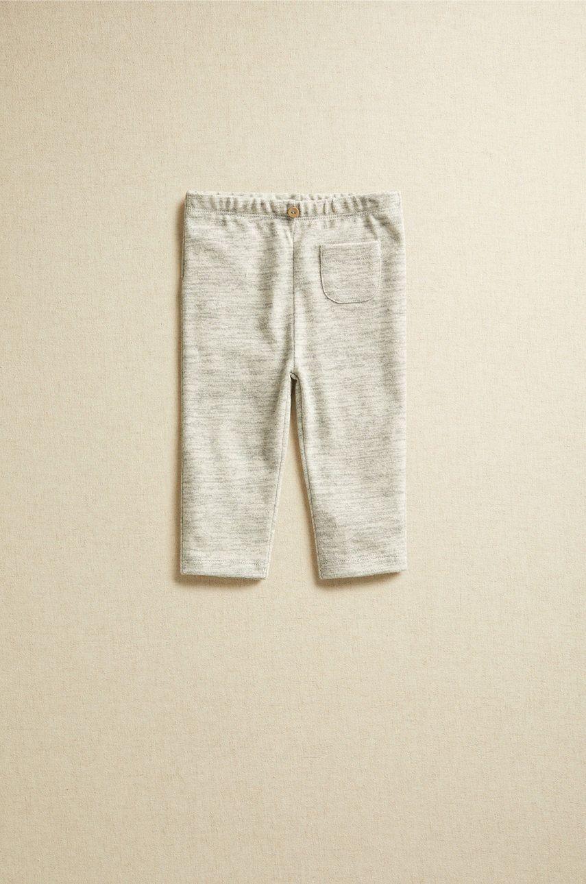 Mango Kids - Pantaloni bebe RUM imagine