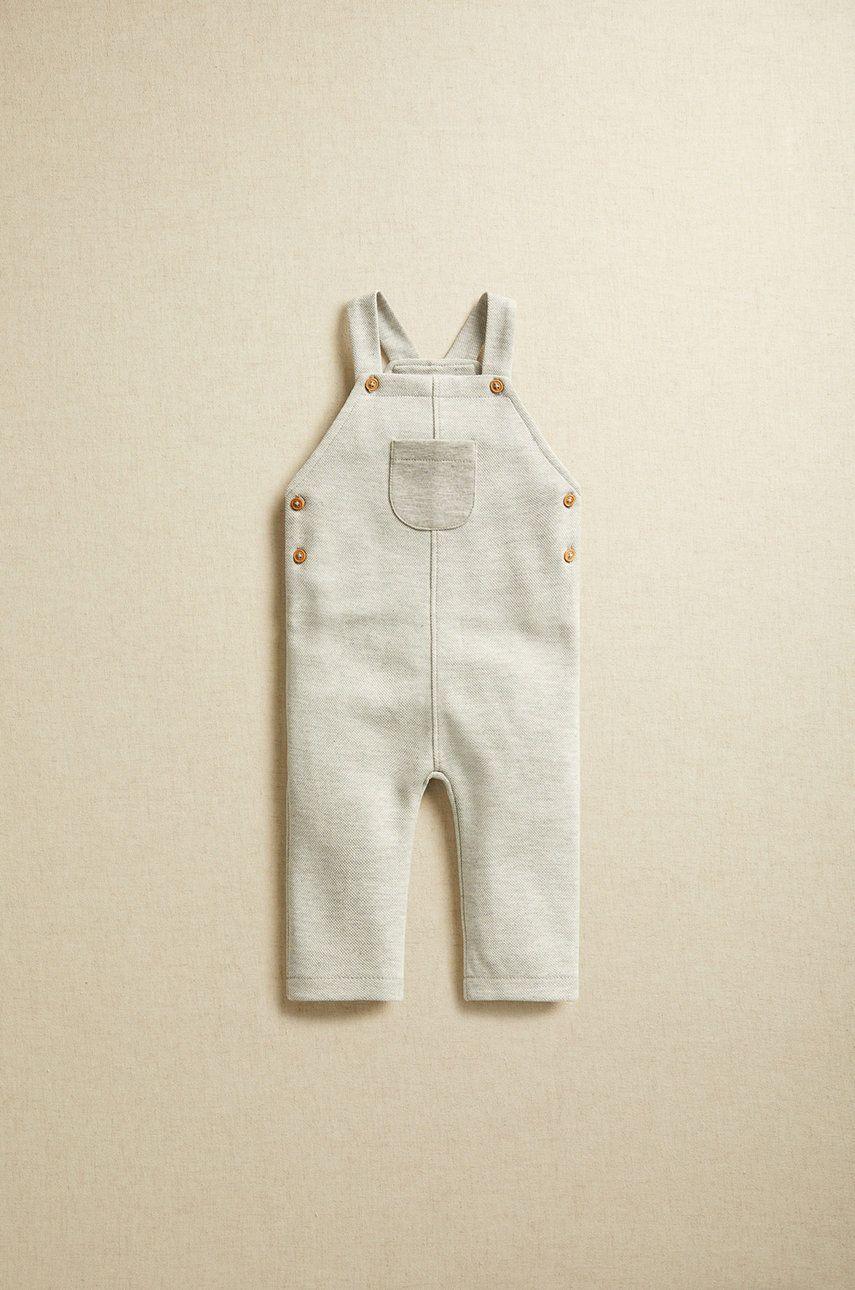 Mango Kids - Pantaloni bebe FORLY imagine answear.ro 2021