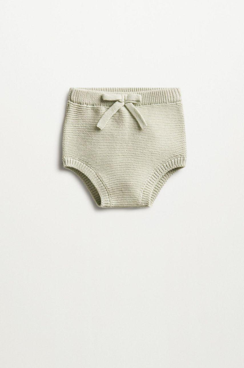 Mango Kids - Pantaloni scurti bebe FRAN imagine answear.ro 2021