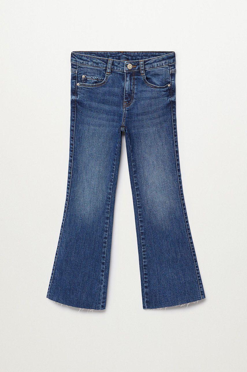 Mango Kids - Jeans copii FLARE8 answear.ro