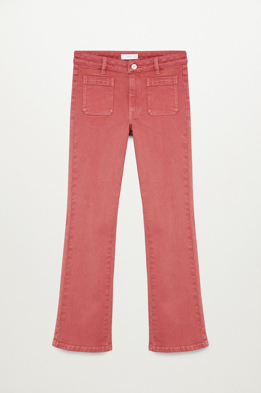 Mango Kids - Jeans copii GIGIC imagine