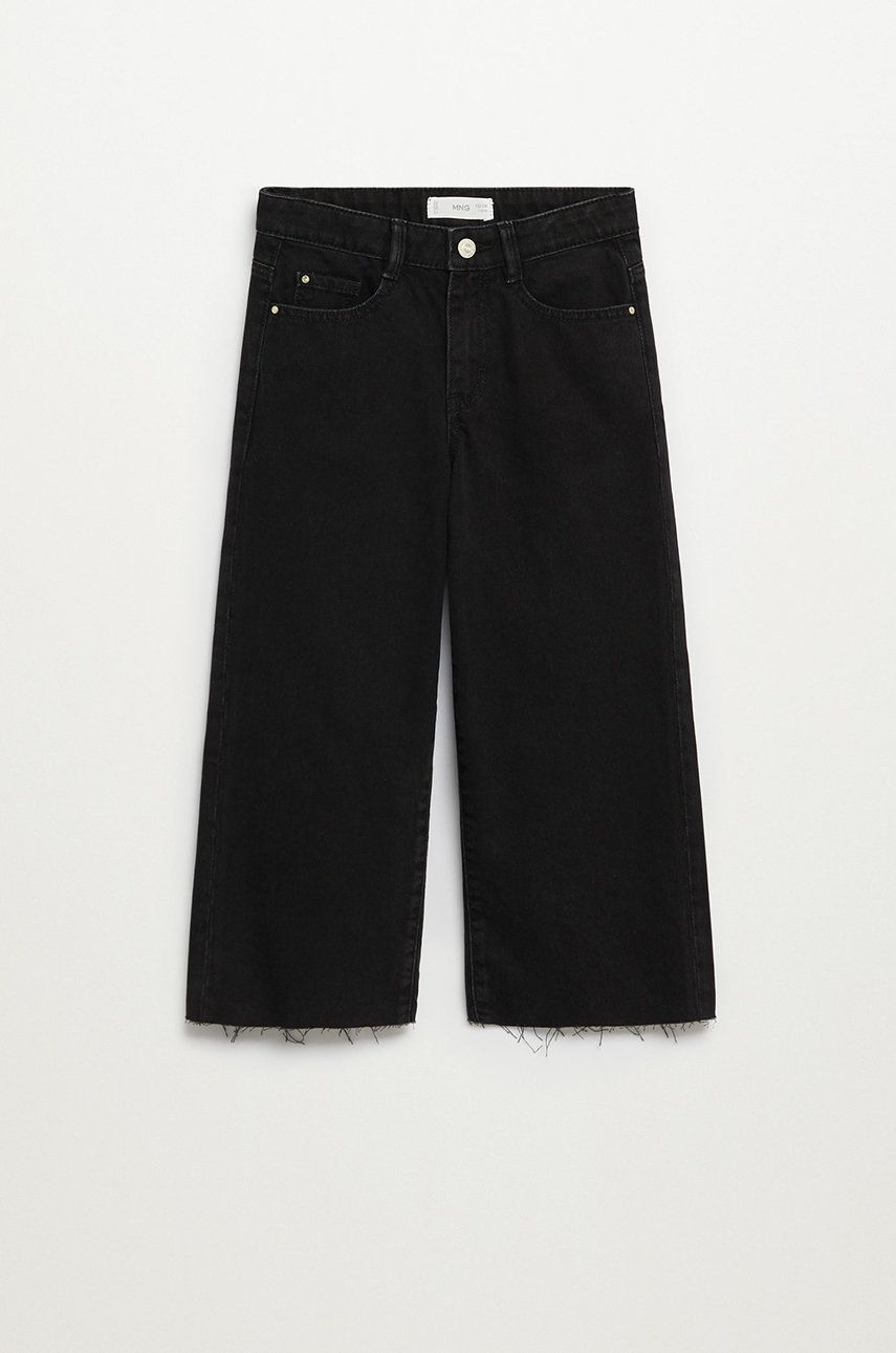 Mango Kids - Jeans copii CULOTTEN imagine