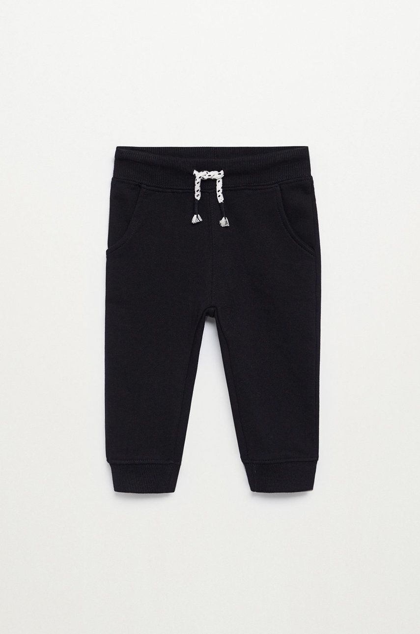 Mango Kids - Pantaloni copii MATEOP7 imagine