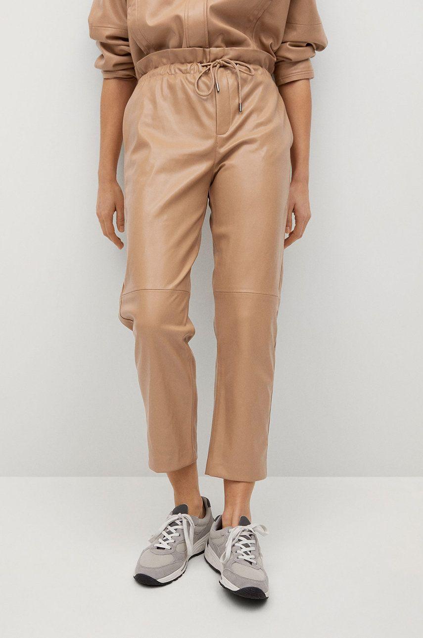 Mango - Pantaloni LUCK