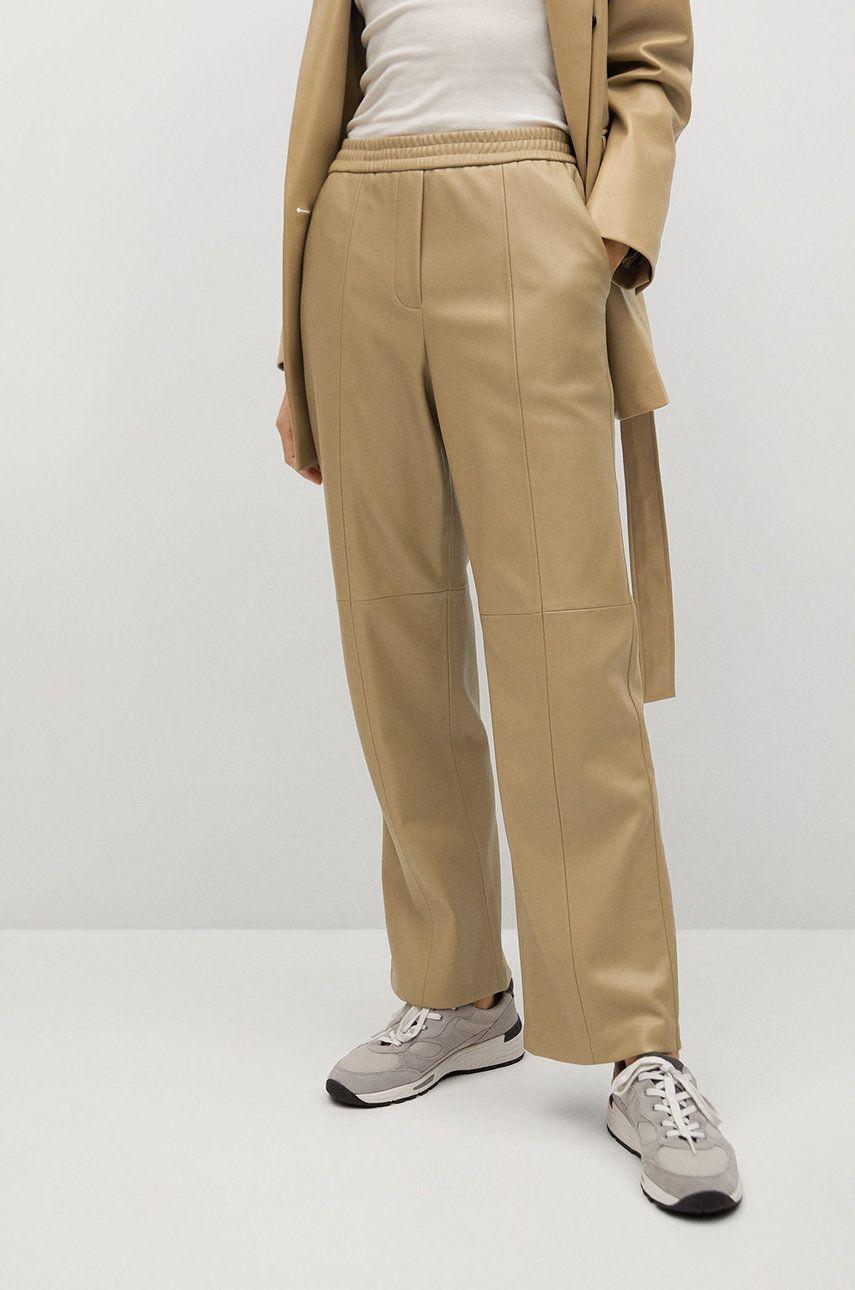 Mango - Pantaloni MAC