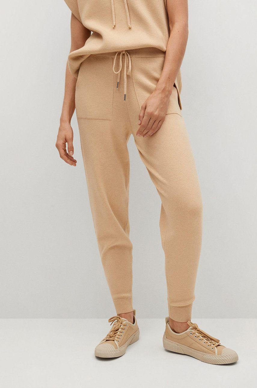 Mango - Pantaloni Robin
