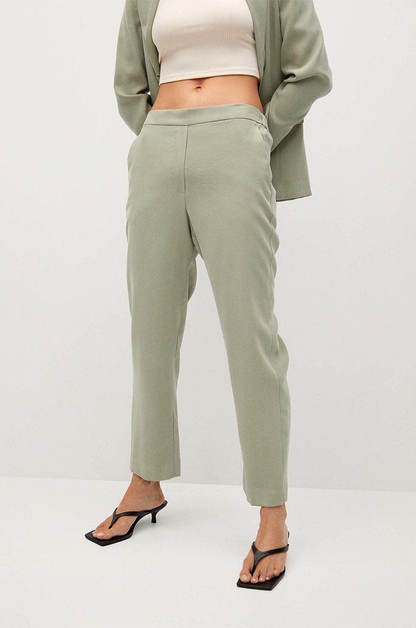 Mango - Pantaloni TEMPO