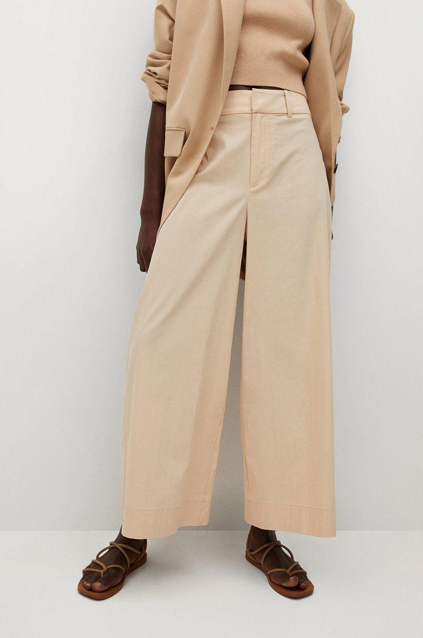 Mango - Pantaloni CIEL