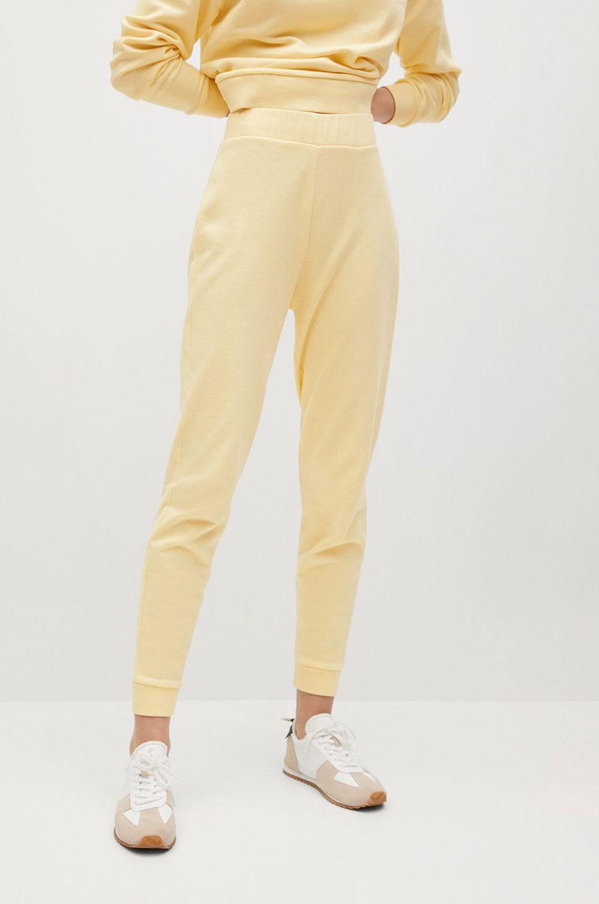 Mango - Pantaloni CELIA