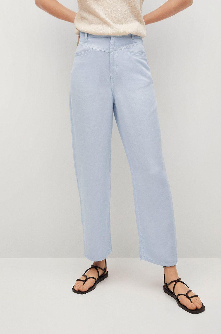 Mango - Pantaloni SKY