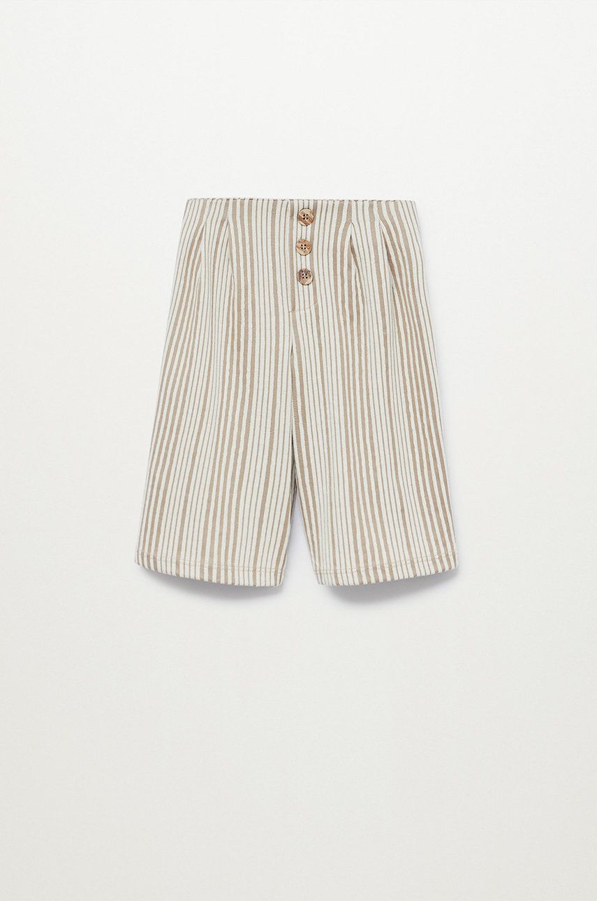 Mango Kids - Pantaloni copii SIRA imagine answear.ro 2021