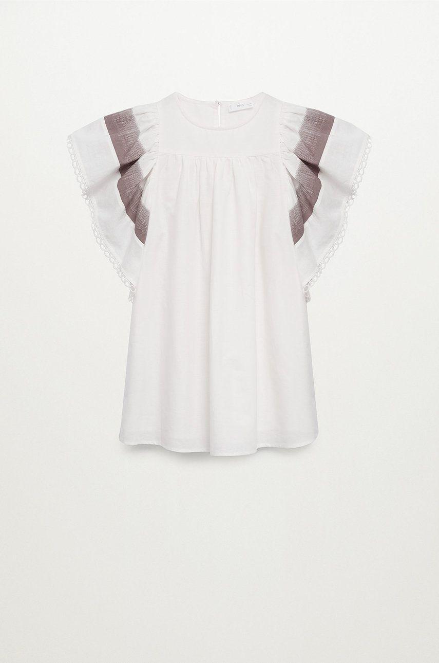Mango Kids - Rochie fete Suri 116-140 cm answear.ro