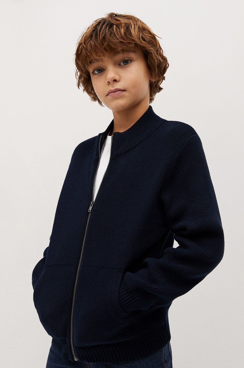 Mango Kids - Cardigan copii DAVICIN imagine