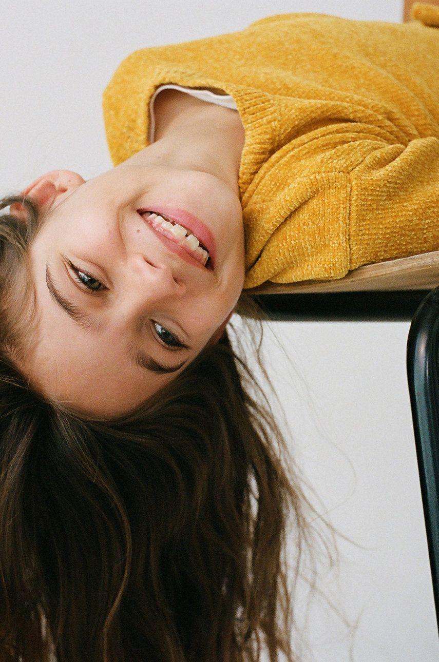 Mango Kids - Sweter dziecięcy FILIPA