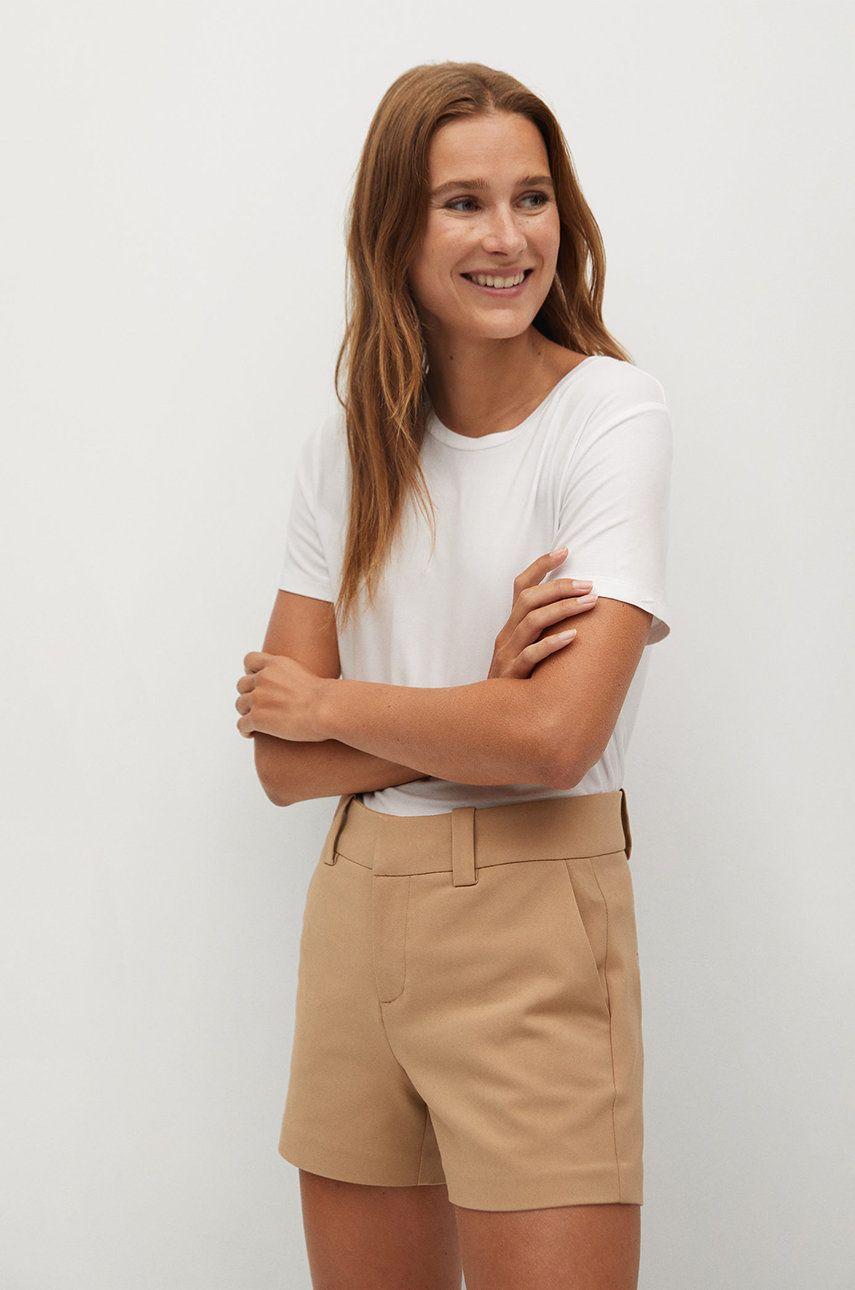 Mango - Pantaloni scurti NINA7