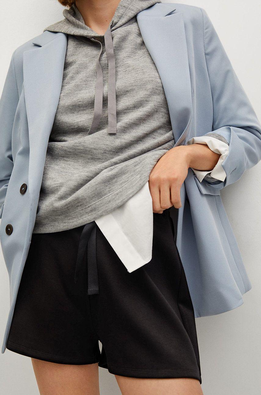 Mango - Pantaloni scurti MONI imagine answear.ro 2021
