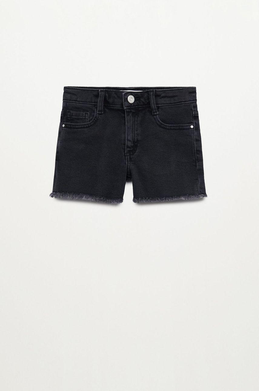 Mango Kids - Pantaloni scurti copii ISABEL imagine answear.ro 2021