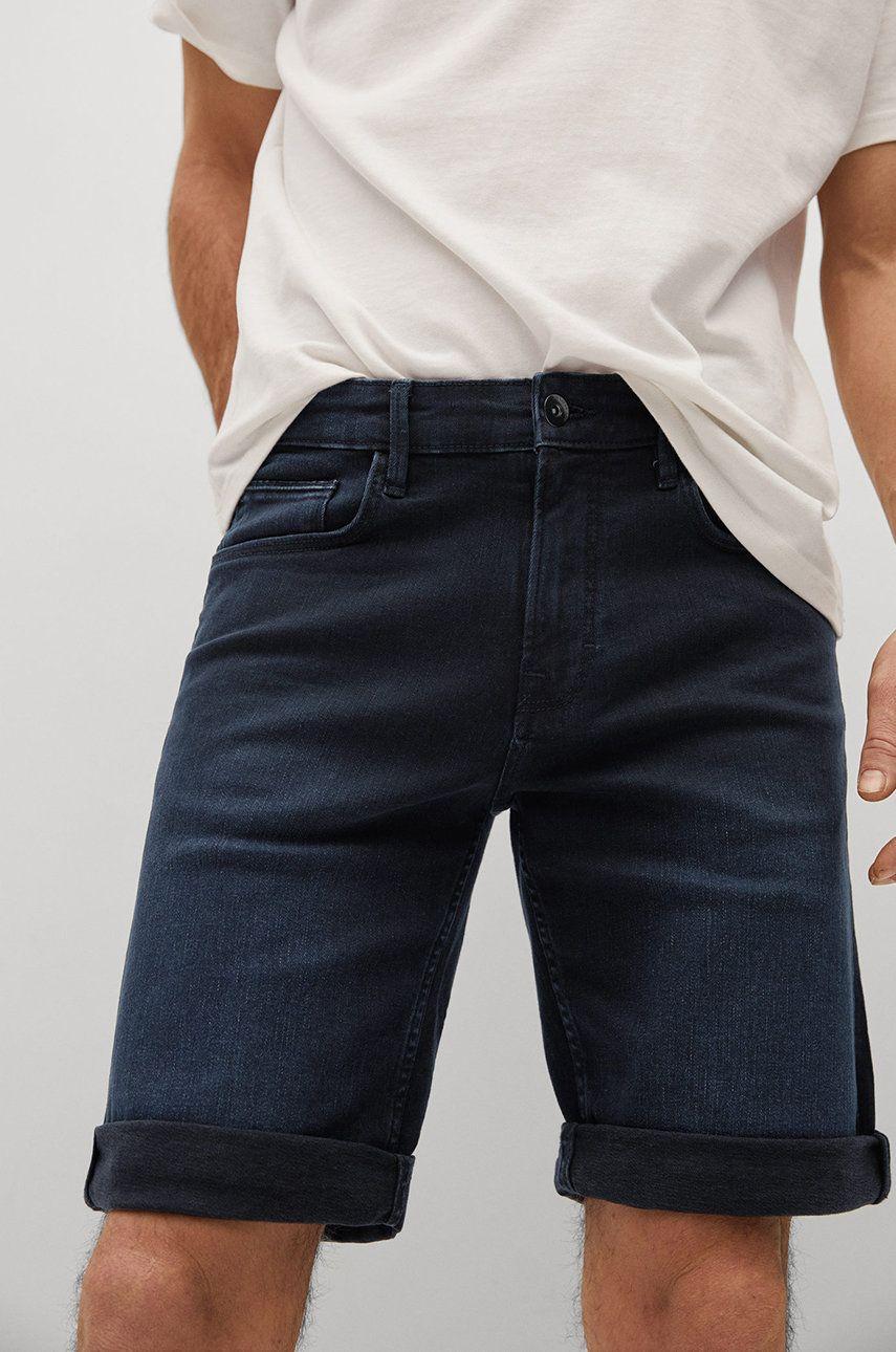 Mango Man - Pantaloni scurti ROCK answear.ro