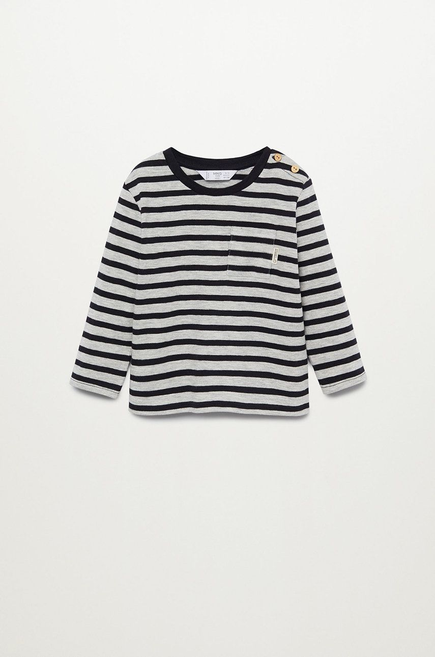 Mango Kids - Longsleeve copii IVANG8 imagine