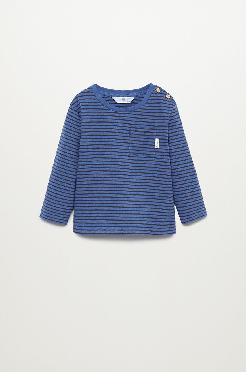 Mango Kids - Longsleeve copii IVAN8 imagine