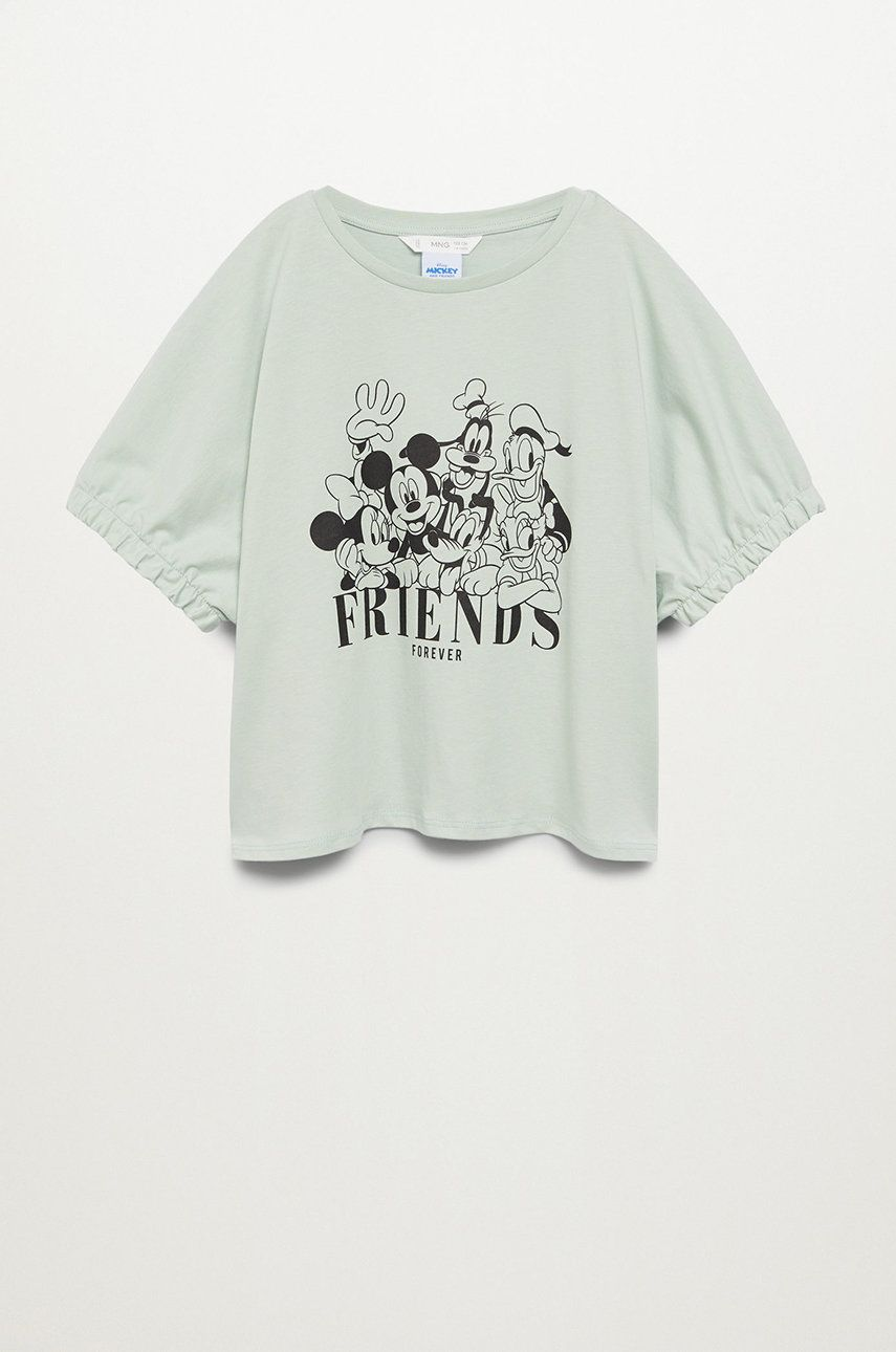 Mango Kids - Tricou copii MFRIENDS imagine