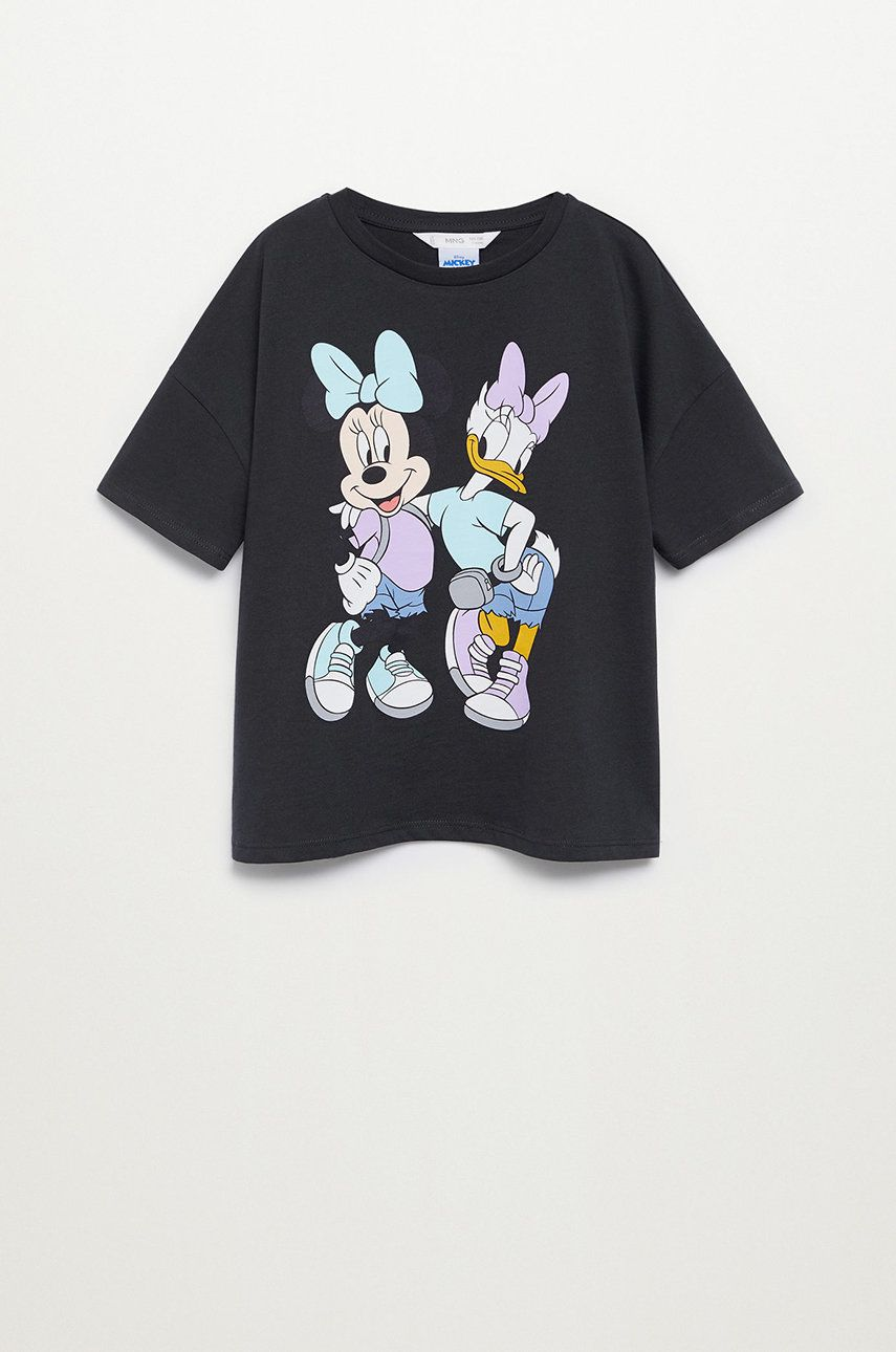 Mango Kids - Tricou copii MCOMPI imagine