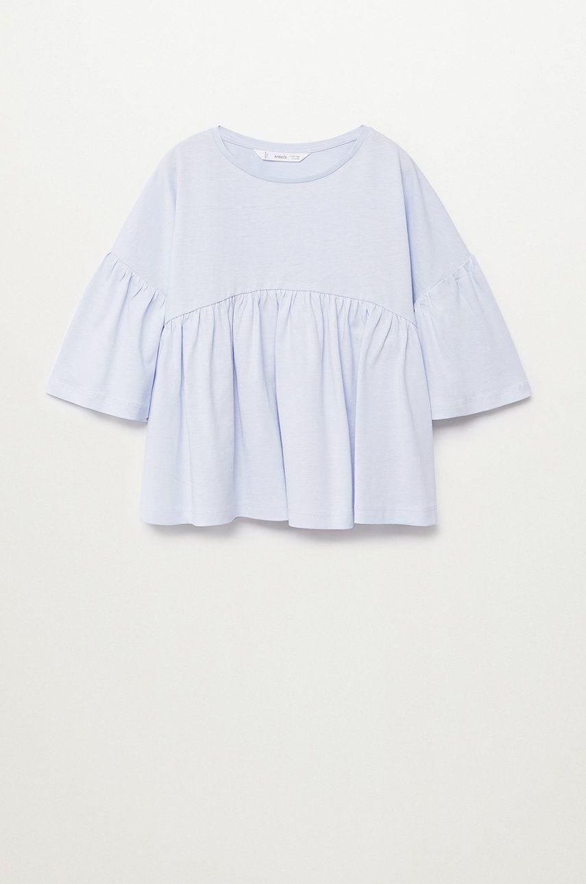 Mango Kids - Tricou copii BIBI answear.ro