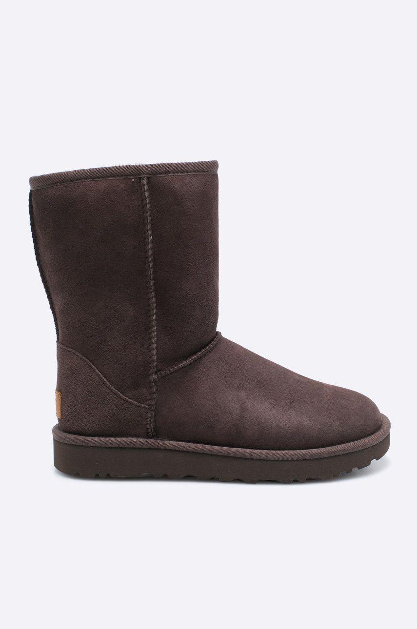 UGG - Členkové topánky Classic Short II