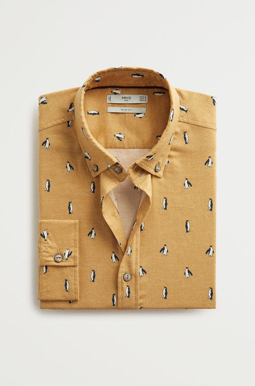 Mango Man - Košeľa Nota